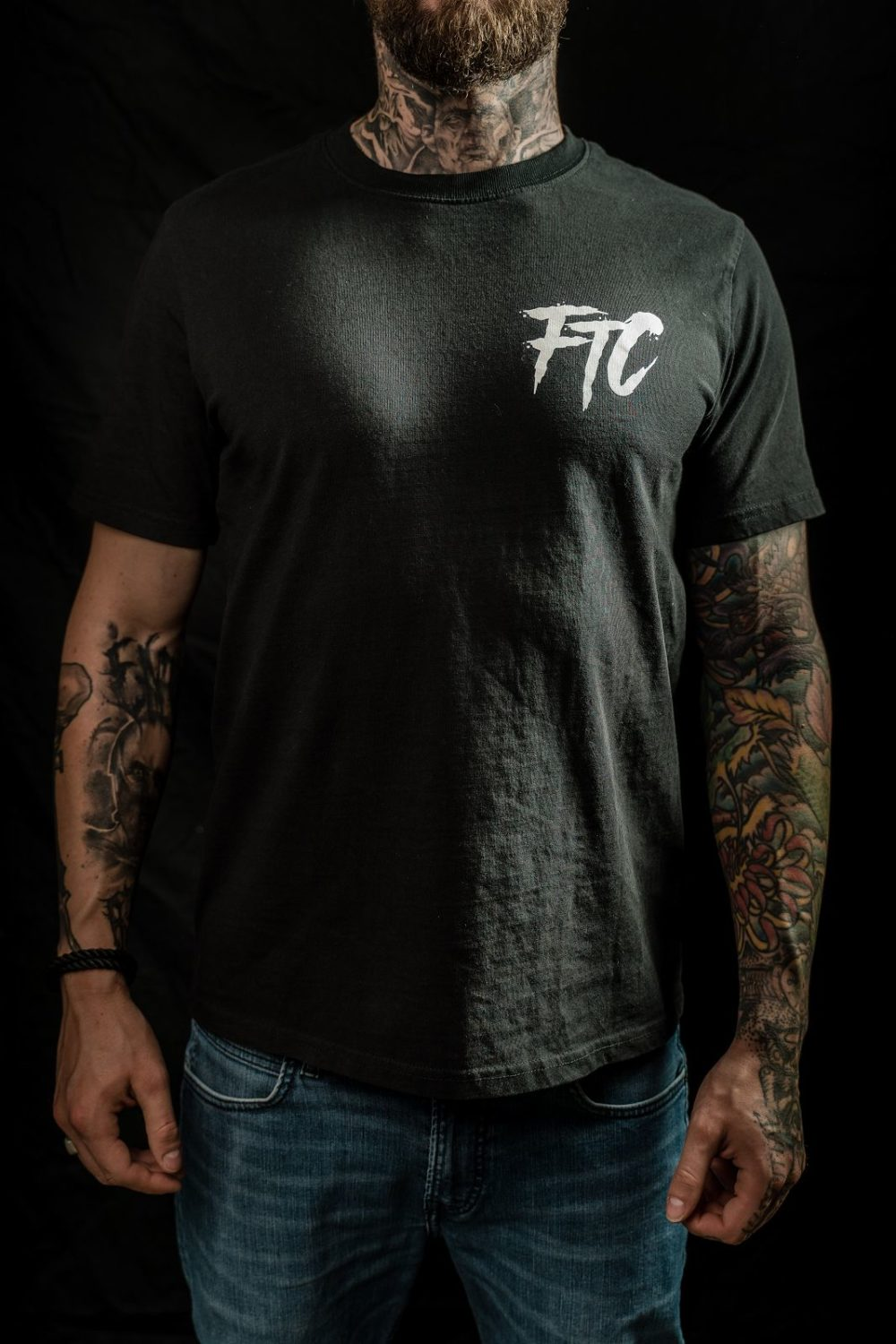 FTC black front