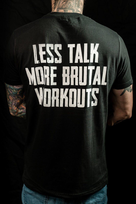 Less talk black